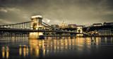 Szechenyi Chain Bridge and Royal Palace - 79315261