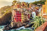 Riomaggiore, Cinque Terre, Italy - 79315275
