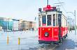 Leinwandbild Motiv Taksim Square