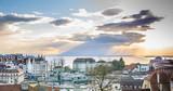 Lausanne et le lac Léman
