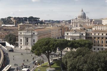 Saint Peter (Vatican) landscape
