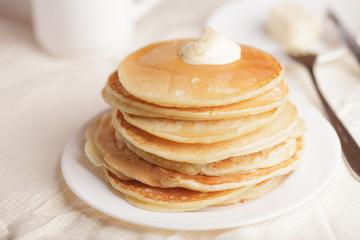 Tasty pancakes