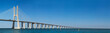 Vasco da Gama Bridge in Lisbon - 79320603