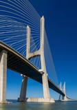 Vasco da Gama Bridge in Lisbon - 79320602