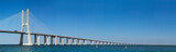 Fototapety Vasco da Gama Bridge in Lisbon
