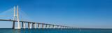 Fototapety Vasco da Gama Bridge in Lisbon