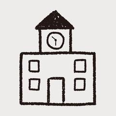 doodle building