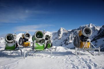Snow Making Machines