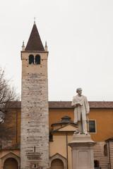 Denkmal Aleardo Aleardi in Verona