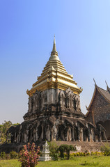 Wat Chiang Man in northern Thailand