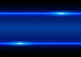 Abstract  background blue ray technology - 79327892