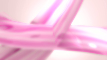 Pink abstract background loop defocused stylish backdrop