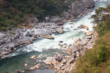 Landscape of Chishui River