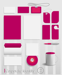 Creative template design with square elements.