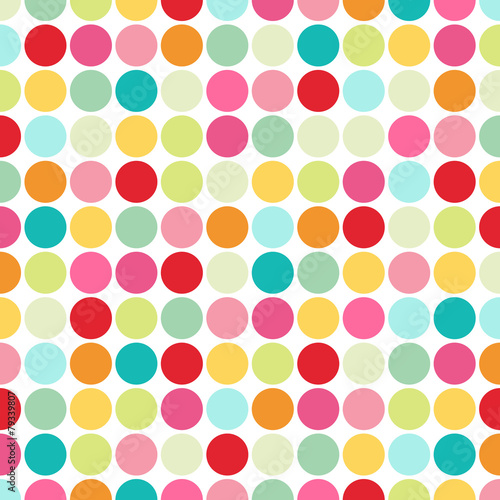 polka dot background © SG- design
