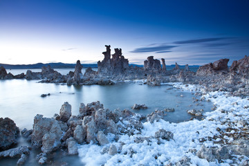 USA - Tufas At Mono Lake