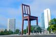 Broken Chair In Geneva - 79342230