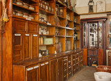 old pharmacy museum interior