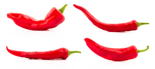 Red chili collection