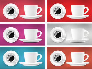 Coffe cups