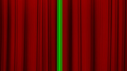 Red abstract animation background.