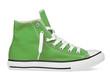 Green sneakers - 79350207