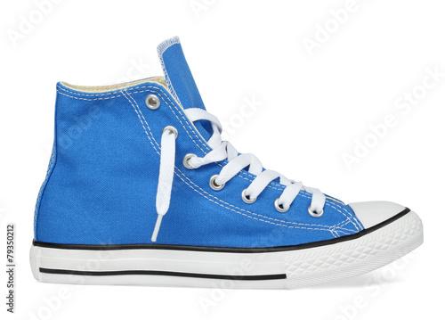 Blue sneakers - 79350212