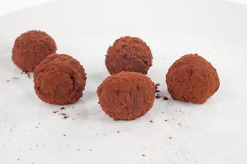 cinque delizie al cioccolato