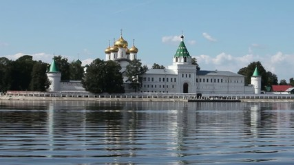 View of the Ipatiev Monastery of Kostroma