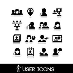 User icons set 2.