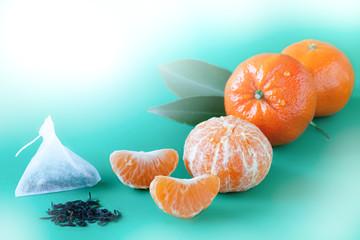 Mandarines Tea