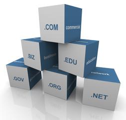 3d domain extension pyramid
