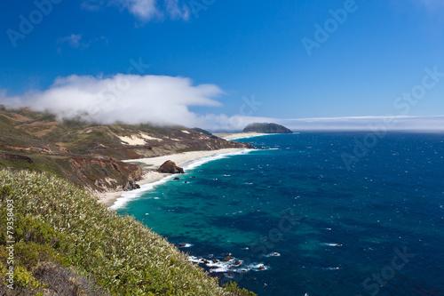 Foto op Plexiglas Landschappen USA - Pacific Coast Highway one