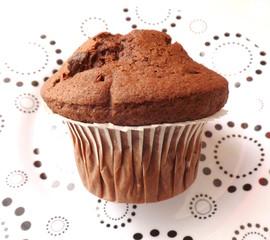 Schokoladenmuffin