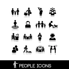 People icons set 2.