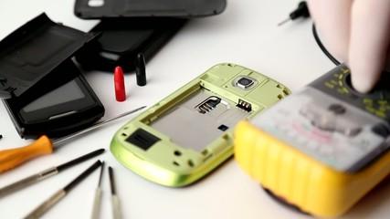 Riparazioni di smartphone