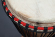 closeup of traditional african drum - 79363686