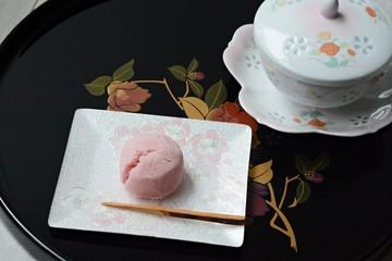 和菓子でおもてなし