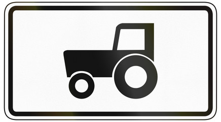 Tractors Only