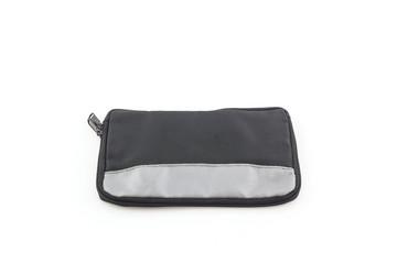 Black bag.