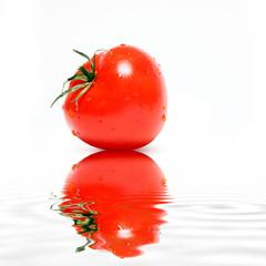 Gesunde Tomate