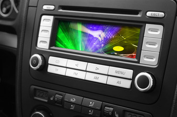 Musik im Auto