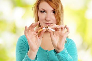 aufhören mit Rauchen