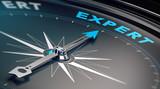 Business Expert, Advice Concept