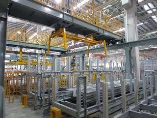 Aluminum lifting