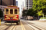Kolejka linowa w San Francisco