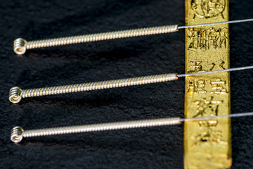 Akupunkturnadeln