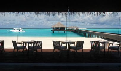 Window on paradise