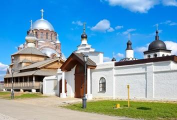 Monastery of St. John the Baptist. Sviyazhsk Island. Russia