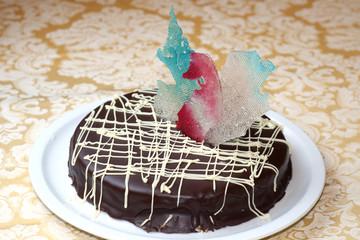 torta al cioccolato fondernte 2